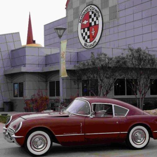 1954 Chevrolet Corvette 6