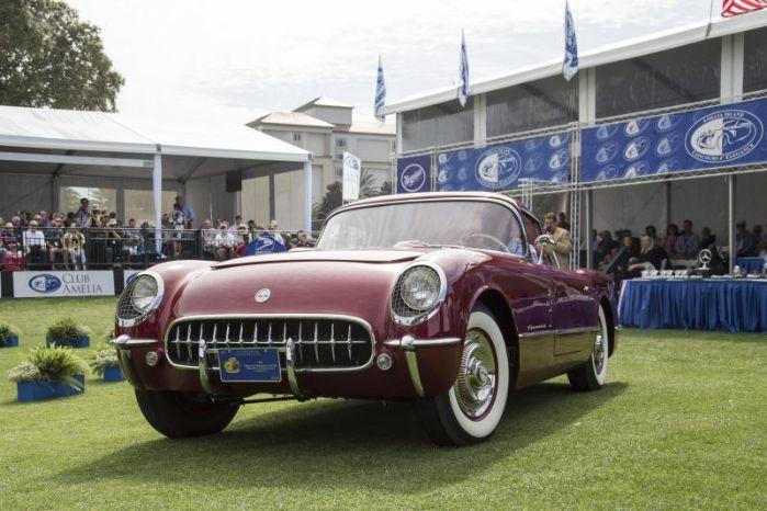 1954 Chevrolet Corvette 8