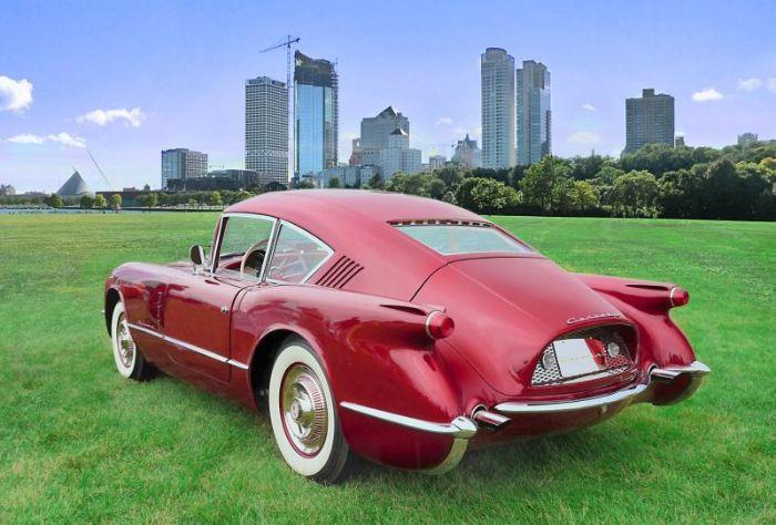 1954 Chevrolet Corvette 9