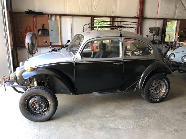 1970 Volkswagen Beetle Baja