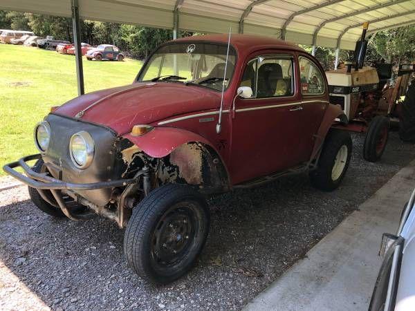 1966 Volkswagen Beetle Baja