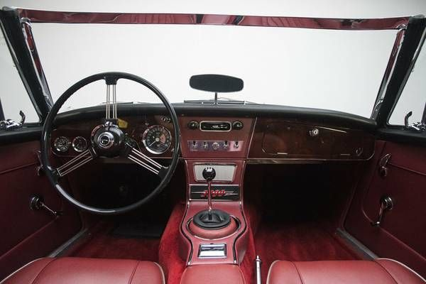 1966 Austin Healey 3000 16