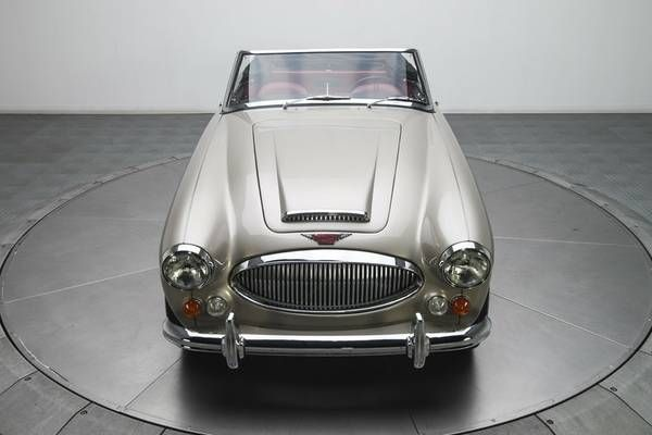 1966 Austin Healey 3000 20