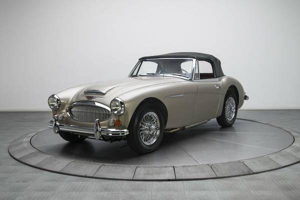 1966 Austin Healey 3000 5