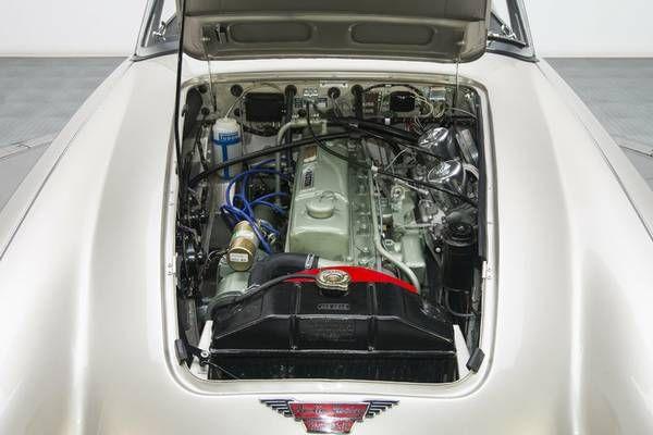 1966 Austin Healey 3000 7