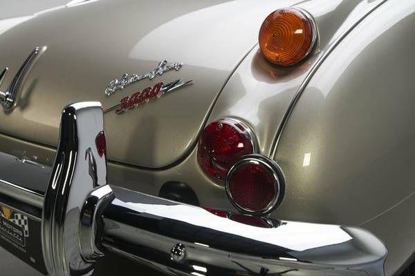 1966 Austin Healey 3000 8