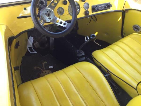1970 Volkswagen Maxie Taxie 4