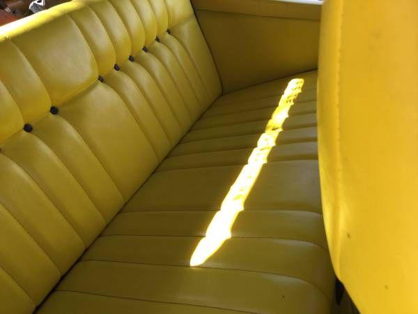 1970 Volkswagen Maxie Taxie 5