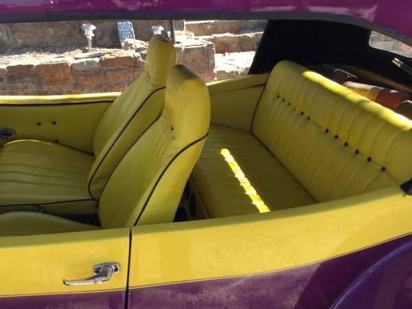 1970 Volkswagen Maxie Taxie 6