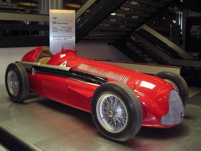 1951 Alfa Romeo TIPO 12