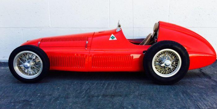1951 Alfa Romeo TIPO 5