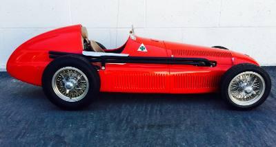 1951 Alfa Romeo TIPO