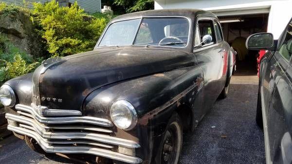 1949 Plymouth Rat Rod