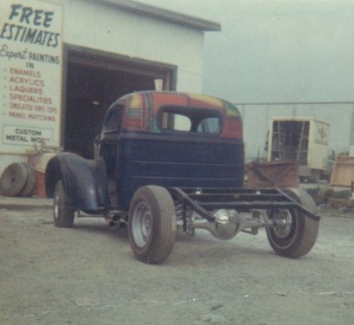 1940 Willys Pickup 8