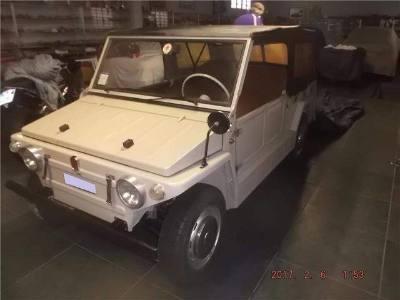 1972 Seat 600 Savio Jungla