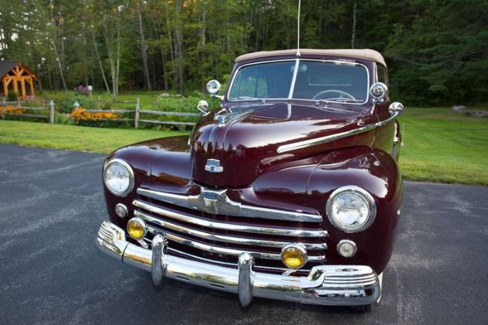 1947 Ford Super Deluxe 14