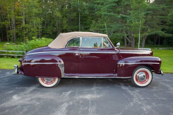 1947 Ford Super Deluxe 30
