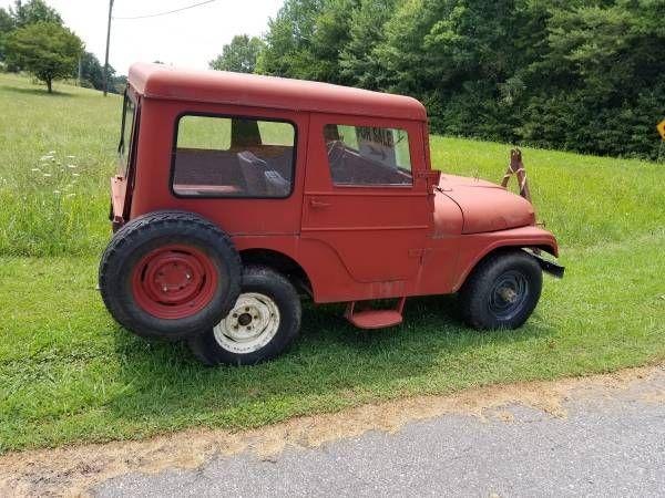 1966 Jeep CJ Hardtop