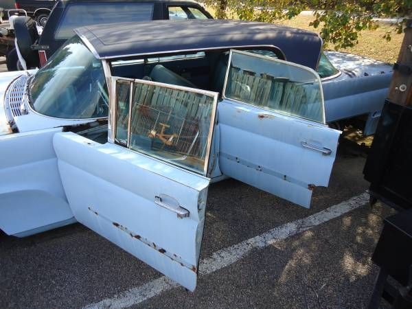 1958 Lincoln Continental 11