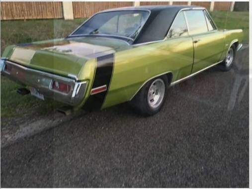 1971 Plymouth Scamp