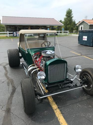 1918 Chevrolet Pickup