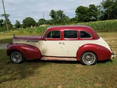 1941 Packard Sedan