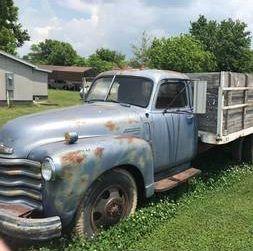 1949 Chevrolet 6400