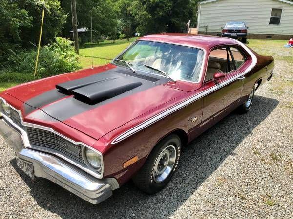 1975 Dodge Dart 10