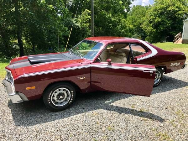 1975 Dodge Dart 9