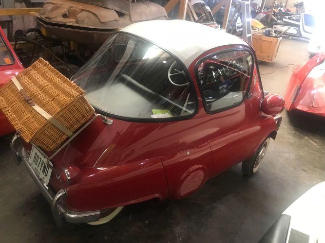 1957 BMW Peel Trident 11