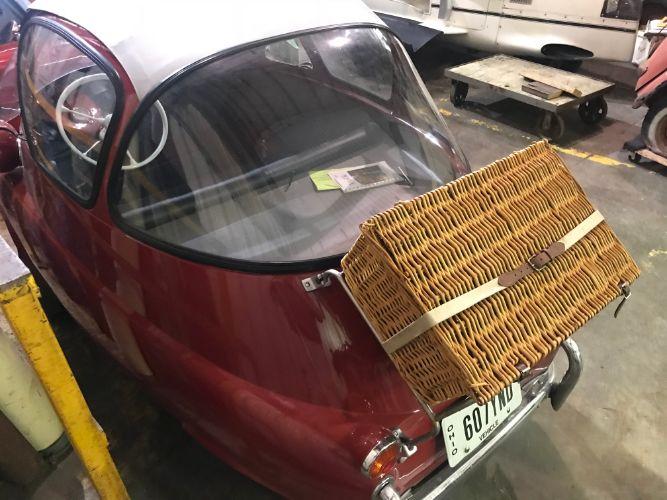 1957 BMW Peel Trident 8