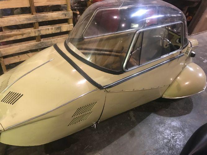 1953 Messerschmitt KR175