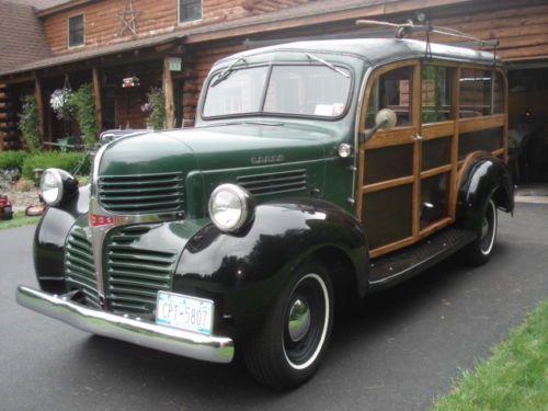 1947 Dodge Wagon