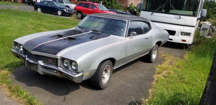 1972 Buick SunCoupe
