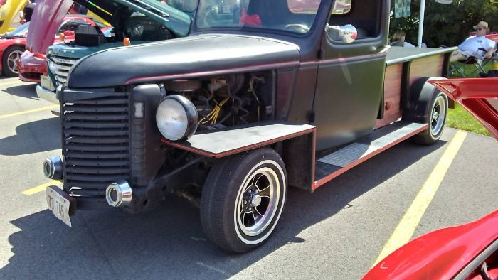 1946 Chevrolet Rat Rod