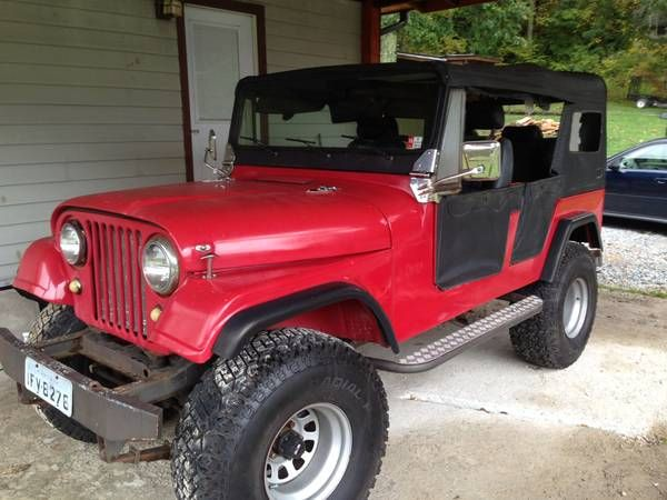 1962 Willys 101