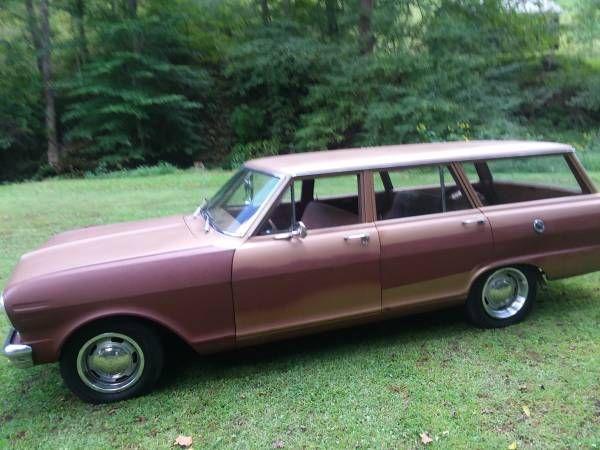 1963 Chevrolet Chevy II Wagon