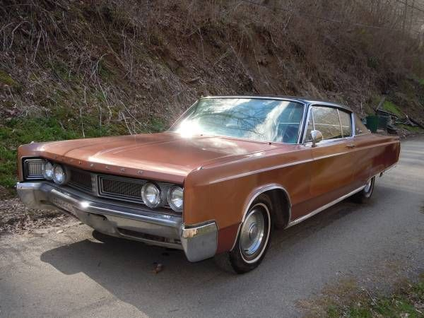 1967 Chrysler Newport 1