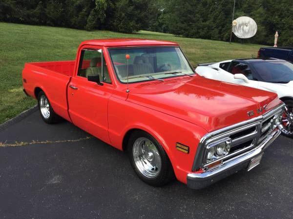 1969 GMC Sierra
