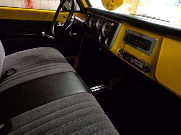 1968 Chevrolet C10 10