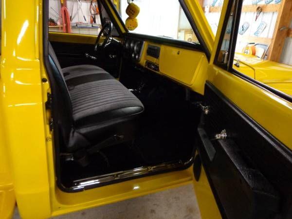 1968 Chevrolet C10 3