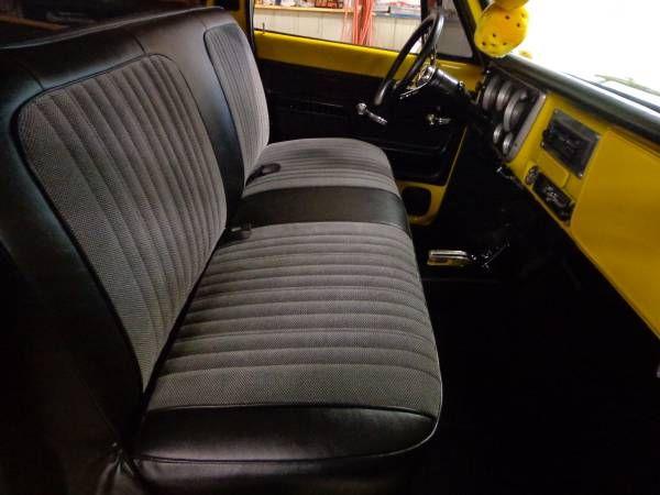 1968 Chevrolet C10 5