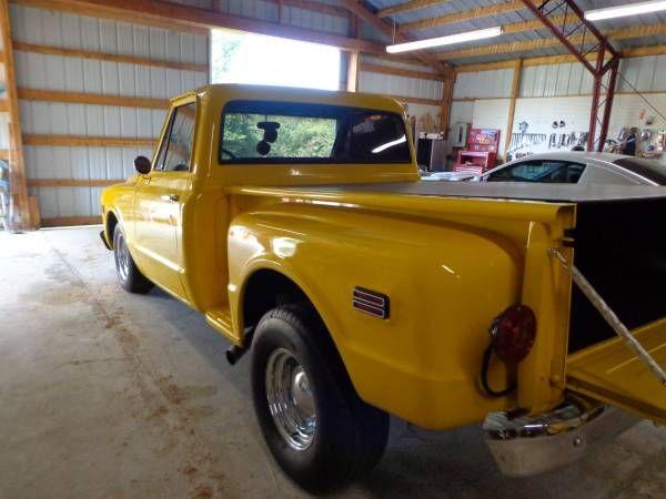 1968 Chevrolet C10 4
