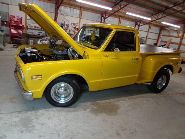 1968 Chevrolet C10 1