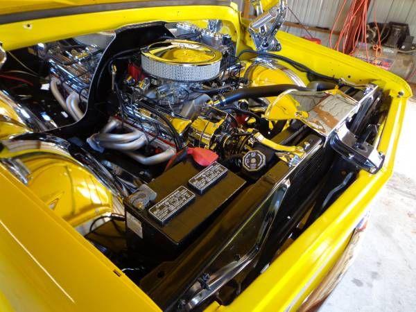 1968 Chevrolet C10 9