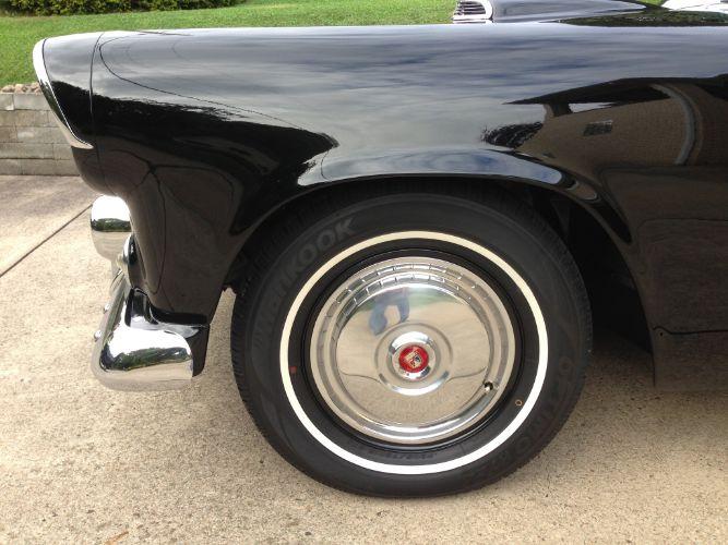 1955 Ford Thunderbird 3