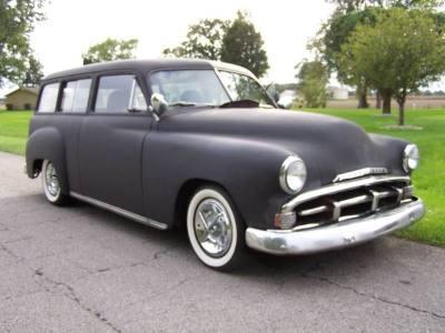 1948 Plymouth Wagon