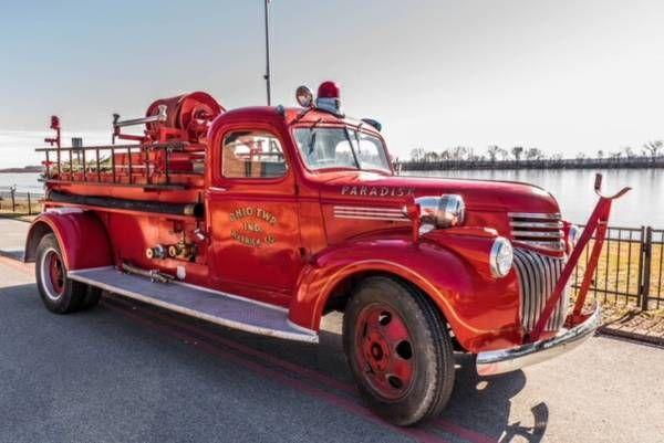 1946 Chevrolet Fire Truck