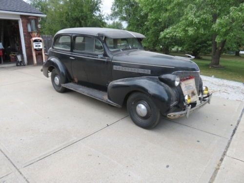 1939 Chevrolet Tudor