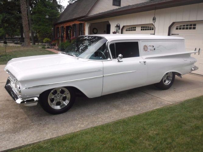 1959 Chevrolet Impala Sedan Delivery